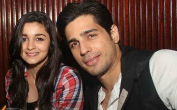 Sidharth Malhotra: I will be with Alia Bhatt on Valentine's Day