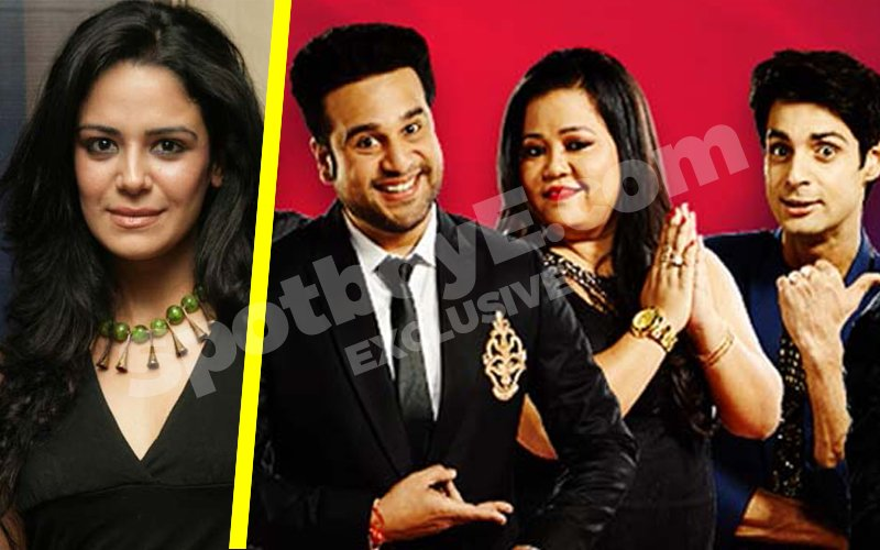 Mona Singh Gets A Call To Join Comedy Nights Bachao
