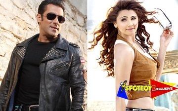 Salman gifts TUV 300 to Daisy