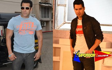 Has Salman ruined Varun's 180-cr deal?