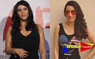 Ekta wants Shraddha to sing in Half Girlfriend