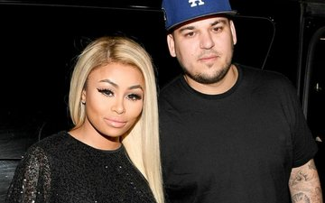 It's A Girl For Blac Chyna And Rob Kardashian!