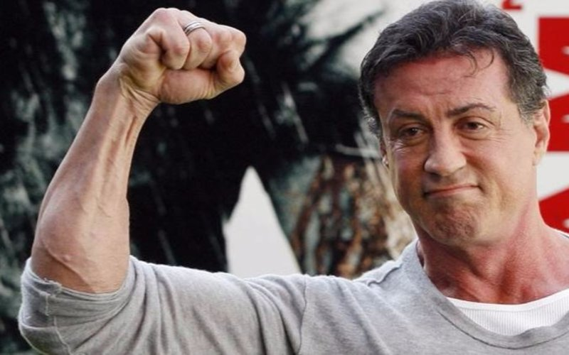Sylvester Stallone Is Alive And Kicking