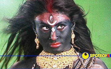 In Pics: Shivanya assumes Mahakali avatar, kills Yamini in Naagin