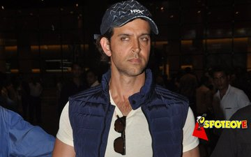Hrithik Roshan breaks the law