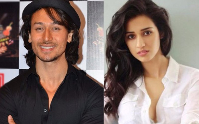 Tiger Shroff leaves ex-flame Disha Patani stranded!