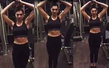 Watch Deepika Padukone's hot workout for Raabta