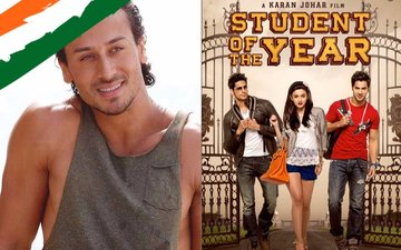 IT'S OFFICIAL: Tiger Shroff  finalised for Student Of The Year 2