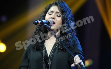 Sunidhi Chauhan: We Don't Sing Duet Songs Together Anymore, Often The Music Director Is Not Present In The Studio. Times Have Changed – And How!