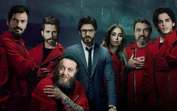 Money Heist Ft Bollywood POLL: Shah Rukh Khan As Professor, Kangana Ranaut As Tokio - Fans Pick Their Cast For Crime Drama
