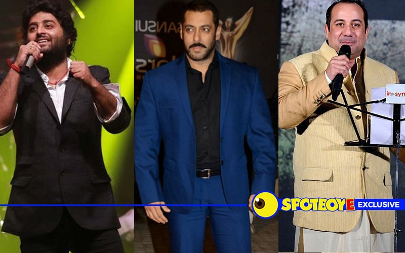 Salman vs Arijit: Will Rahat be the cat between the two monkeys?