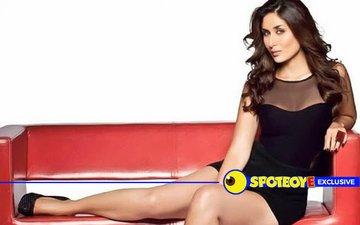 Kareena Kapoor 3 1/2 months pregnant?