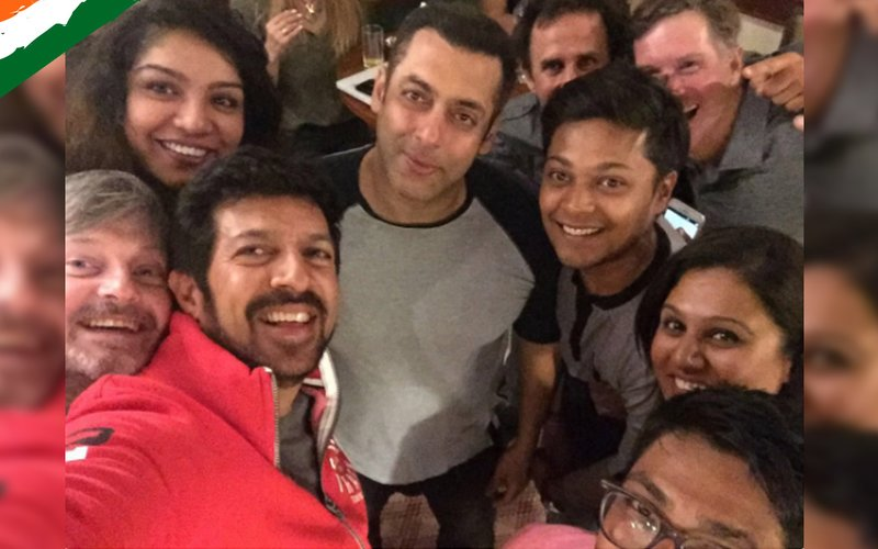 Here's the first look of Salman Khan in Tubelight