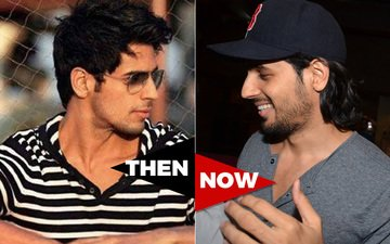 Check out Sidharth Malhotra's new hairstyle
