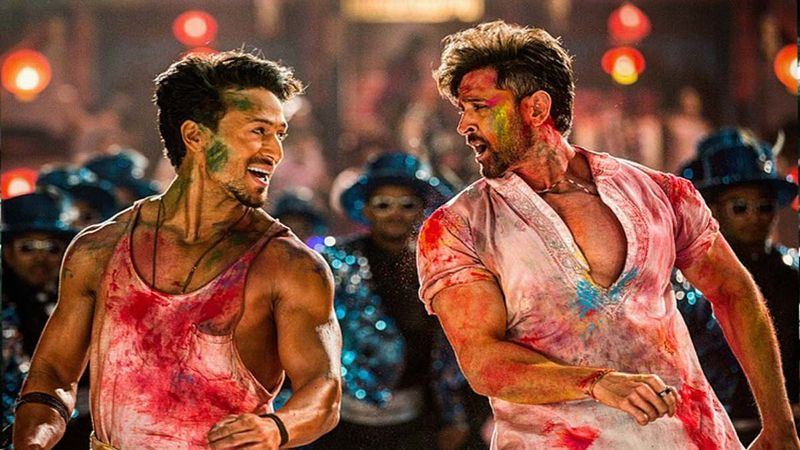 Tiger Shroff Shares The BTS Video Of Jai Jai Shiv Shankar; Shows How He Struggled To Match Up To Hrithik Roshan