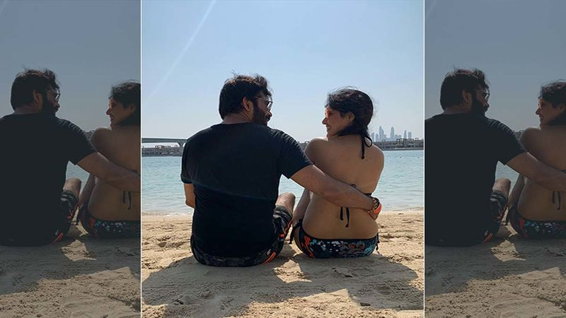 Kamya Panjabi Brings In Partner's Birthday On A Beach; Thanks Him 'For Being Born'