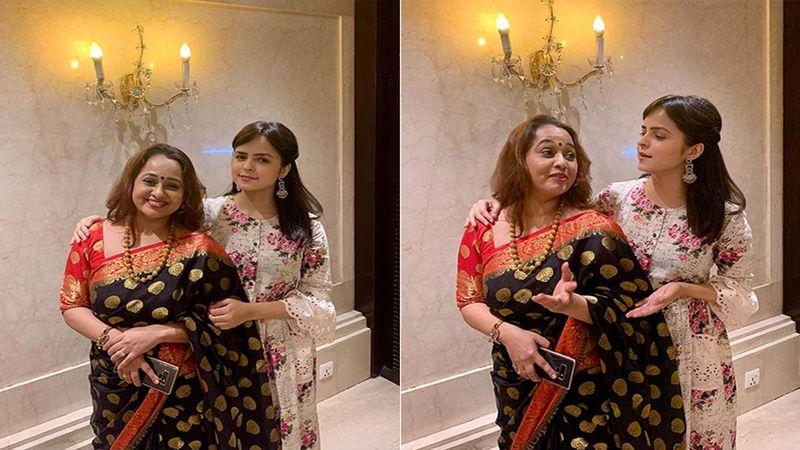 Taarak Mehta Ka Ooltah Chashmah Actors Sonalika Joshi And Palak Sidhwani Set Major Mother-Daughter Goals With THIS Pic