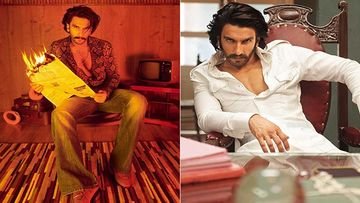 Ranveer Singh Channelizes His Inner Gunday Avatar For Vogue's November Issue