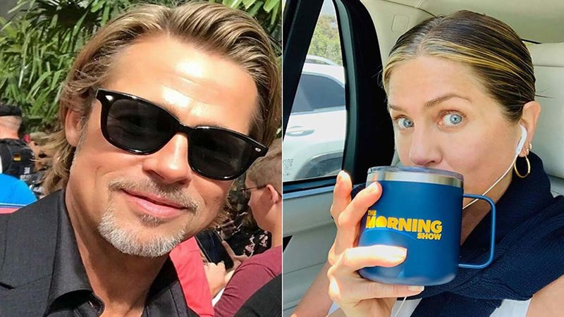Brad Pitt Is 'Looking Forward' To Reunite With Ex-Wife Jennifer Aniston At Golden Globes 2020