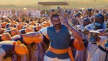 Tanhaji – The Unsung Warrior, Shankara Re Shankara Teaser: Kajol Says 'He Will Roar Like Never Before'