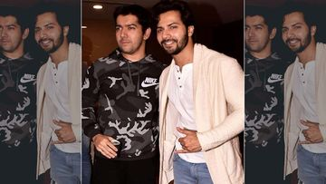 Varun Dhawan Clarifies Not Being Roped In For Brother Rohit Dhawan's Upcoming Flick