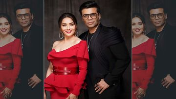 Dhak Dhak Girl Madhuri Dixit To Make Her OTT Debut With Karan Johar And Netflix