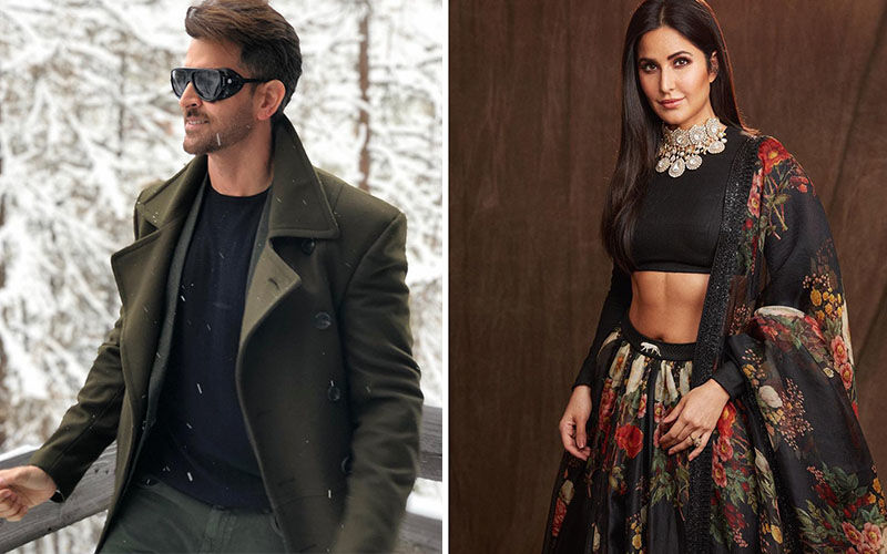 It's A Hatrrick For Katrina Kaif And Hrithik Roshan, To Reunite In Satte Pe Satta Remake?