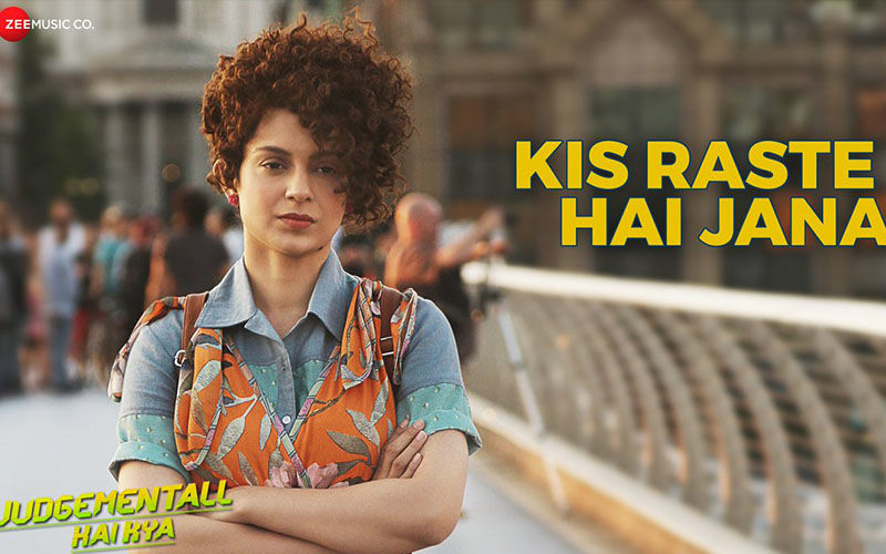 Judgementall Hai Kya Song, Kis Raste Hai Jana: Kangana Ranaut And Jimmy Sheirgill's Cute Chemistry Will Win You Over