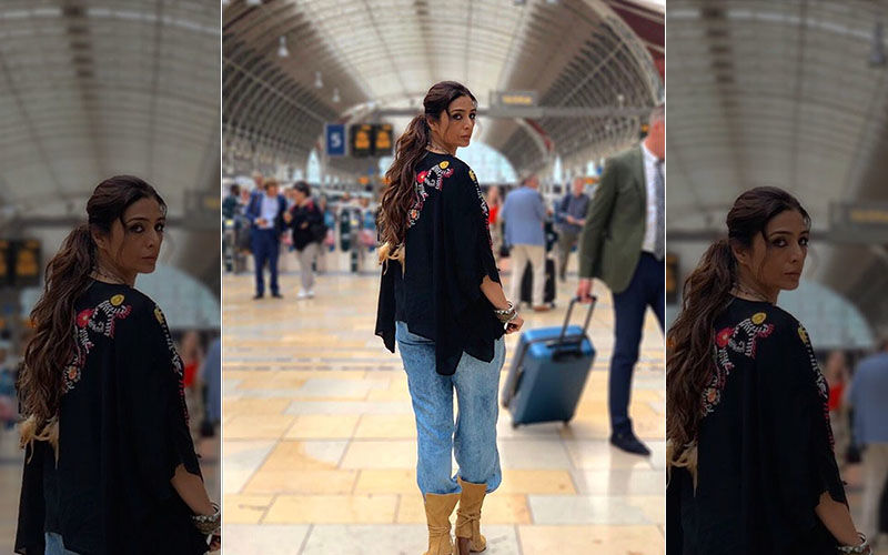 Not Kareena Kapoor Khan But Tabu Affirms Her Presence In Jawaani Jaaneman With This Stunning Image