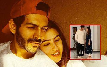 Kartik Aaryan And Sara Ali Khan Can't Resist Holding Hands; Fan Video Goes Viral