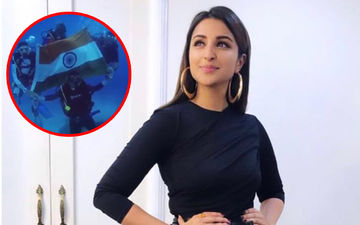 Happy Independence Day 2019: Parineeti Chopra Takes The Plunge; Hoists The Tricolour A Little Differently! Watch Video