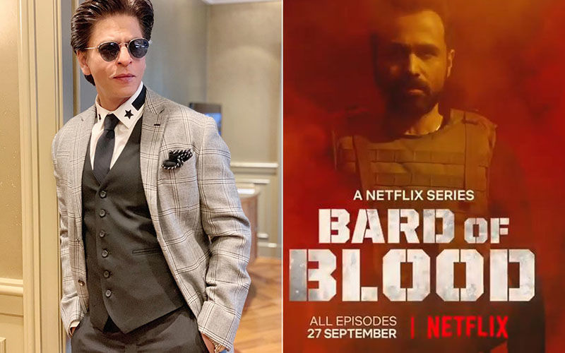Shah Rukh Khan Netflix Promo: Actor Releases The Video Of Bard Of Blood Teaser And Fans Are Left Wanting For More