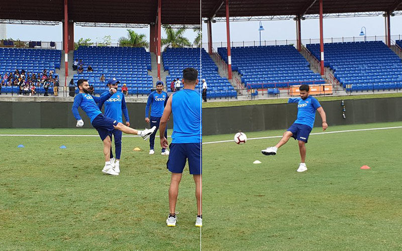 Virat Kohli And Rohit Sharma's Latest Pictures From Florida Put A Full Stop To All Rift Rumours: View Pictures