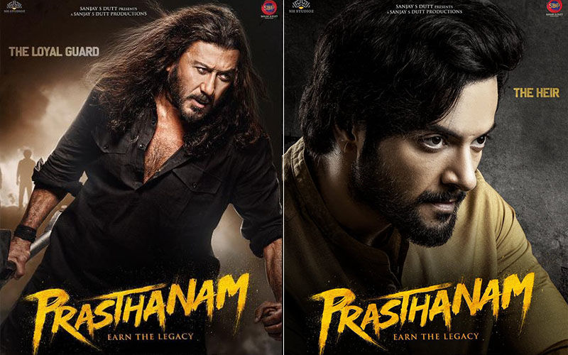 Prasthanam Posters: Meet Jackie Shroff, The Loyal Guard And Ali Fazal, The Heir In These Fresh Posters