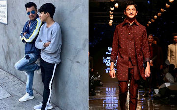 Another Starkid In The Making From The Kapoor Clan? Sanjay Kapoor's Son, Jahaan Kapoor Makes His Ramp Debut