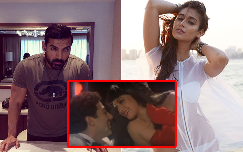 Will John Abraham And Ileana D'Cruz Match Up To Sridevi And Sunny Deol's Charm In The Remixed Song From Chaalbaaz?