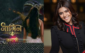 Naagin 4: Ekta Kapoor Surprises With The Show's Announcement, To Unveil The Cast In September