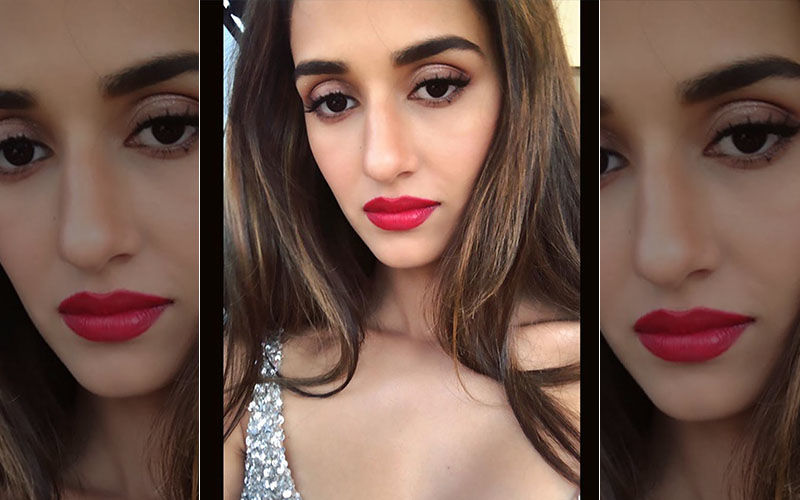 Disha Patani Faces Backlash From Netizens For Wearing Red Lipstick In A Selfie