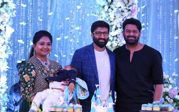 Prabhas Makes His First Appearance After Saaho Success, Attends Gopichand's Son's Birthday: Video Inside