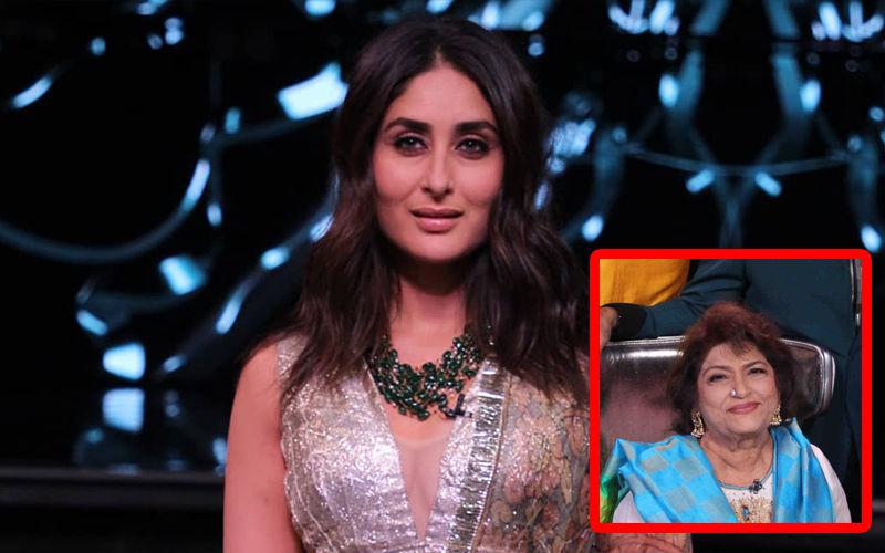 Kareena Kapoor Khan Reveals Choreographer Saroj Khan Had An Issue With The Actor's 'Kamar': Watch Hilarious Video