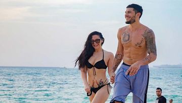 Tiger Shroff's Sister Krishna Shroff Flaunts Her Bikini Body While On A Romantic Getaway With Boyfriend Eban Hyams