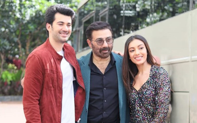 Pal Pal Dil Ke Paas Trailer Launch Postponed Due To Heavy Rains; Sunny And Karan Deol Announce New Date