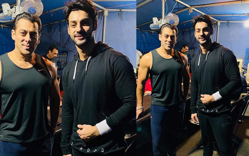 Bigg Boss 13: Salman Khan And Karan Wahi Shoot For Yet Another Exciting Promo