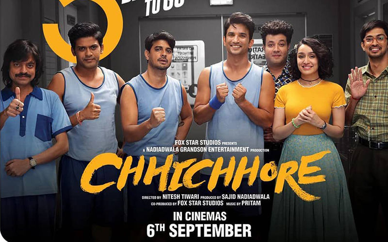 Chhichhore Box-Office Collection Day 2: Sushant Singh Rajput And Shraddha Kapoor Starrer Takes A Decent Leap