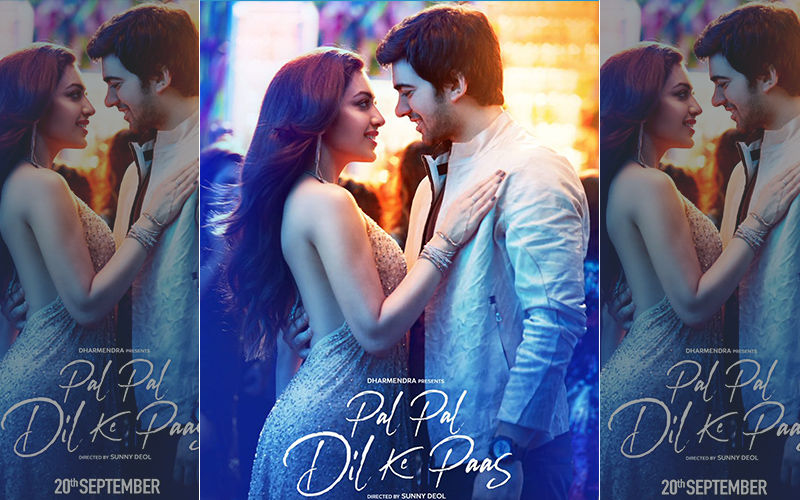 Pal Pal Dil Ke Paas Song Ishaq Chaliye: Debutants Karan Deol And Sahher Bambba Pump Up The Party Mood