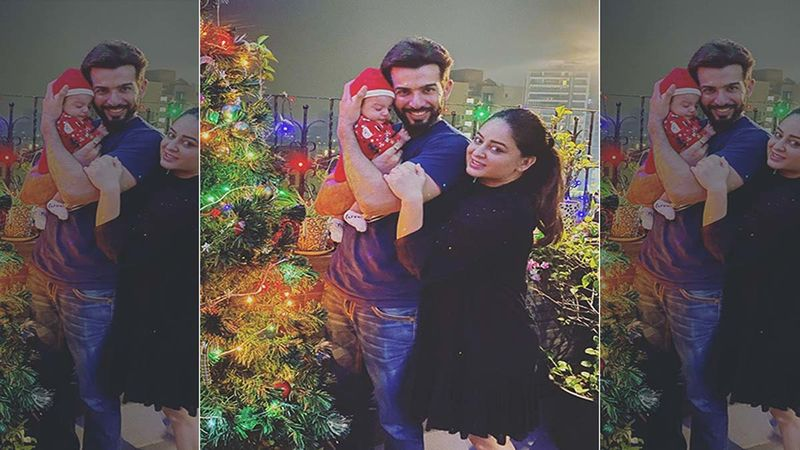 Jay Bhanushali - Mahhi Vij's Baby Daughter Tara Makes Her Tik Tok Debut; Cuteness Overloaded - Video Inside
