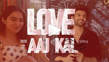 Sara Ali Khan And Kartik Aaryan's Personal Messages Ahead Of Love Aaj Kal's Shayad Song Launch LEAKED