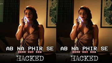 Hacked Song Ab Na Phir Se: Hina Khan Emotes The Heartbroken Perfectly
