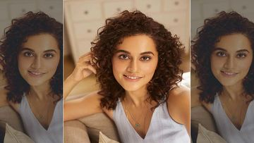 Taapsee Pannu's COVID-19 Test Result Is Out; Actress Is Happy About It And Her Tan Lines From Maldives Holiday As She Resumes Work