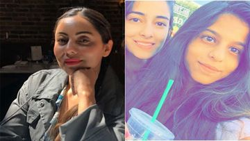 Gauri Khan Shares Mega Throwback Picture With Shah Rukh Khan From 2000 IPL Auction; Suhana Khan's New Insta Post Catches Ananya Panday's Fancy
